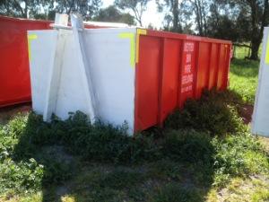 10m Dumpster