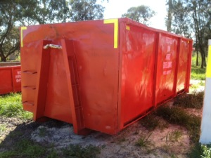 16m Dumpster
