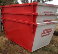 3m Dumpster