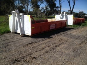 6m Dumpster