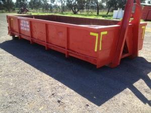 8m Dumpster